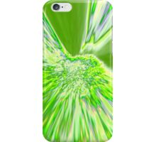 LIME EXPLOSION iPhone Case/Skin