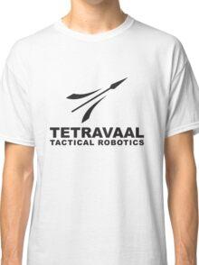 TETRAVAAL TACTICAL ROBOTICS Classic T-Shirt