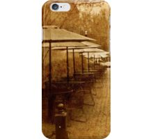 The Café on The Square iPhone Case/Skin