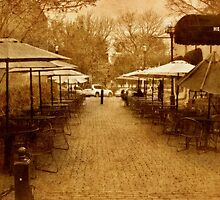 The Café on The Square by Scott Mitchell