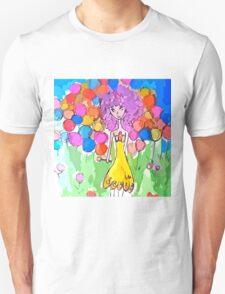 princess lollipop candyland Unisex T-Shirt