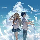 your lie in april by Ez-Art