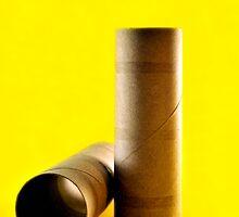 Paper Rolls by carlosporto