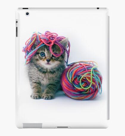 Yarn Hat iPad Case/Skin