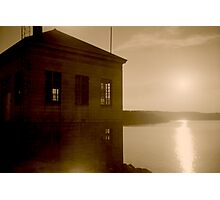 Scituate Reservoir Water Pumping Station #2 Photographic Print
