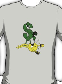 Money KO's Pac Man T-Shirt