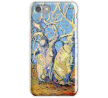 Kimberley Giants, Boab Trees iPhone Case/Skin