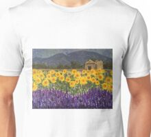 Fields of Provence Unisex T-Shirt