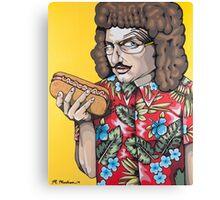 Weird Vincent Canvas Print
