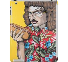 Weird Vincent iPad Case/Skin