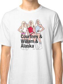 Ad Girls 3 Classic T-Shirt