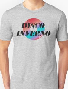 DISCO INFERNO Unisex T-Shirt
