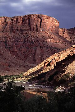 Green River View by Brian Hendricks