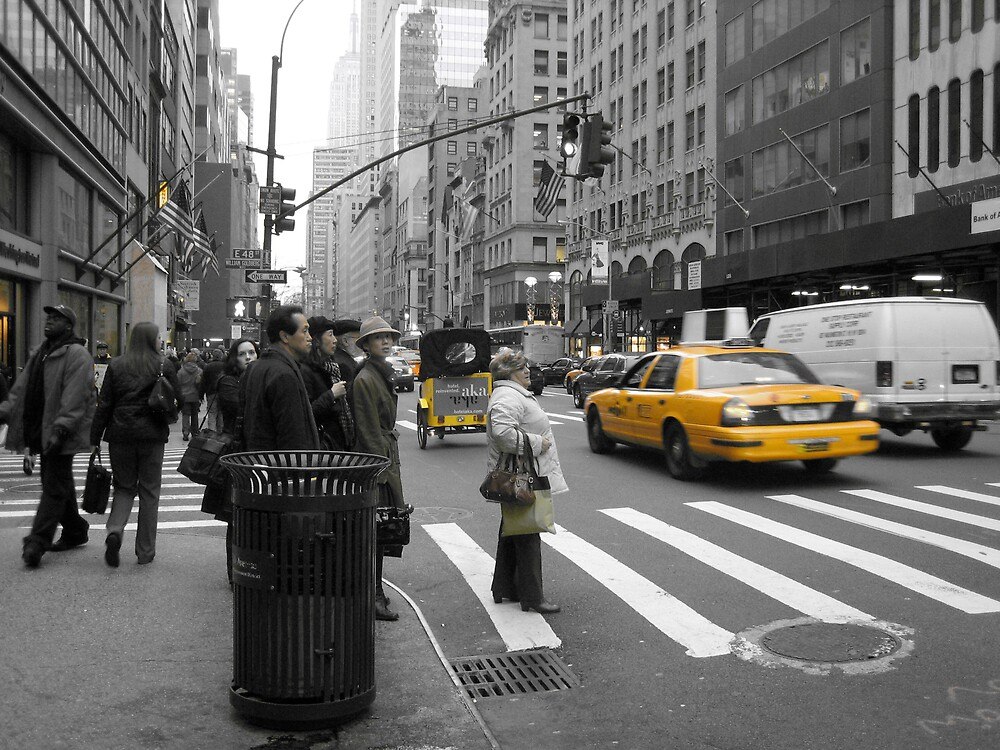 5th Avenue by ThanklessJester