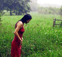 summer rain by Bronwen Hyde