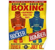 Rock Em Sock Em Boxing! Poster