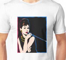 Audrey Hepburn at Tiffany's Unisex T-Shirt