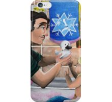 Brain Children #1 - Hans Christian Andersen iPhone Case/Skin