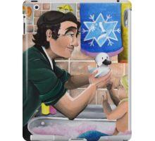 Brain Children #1 - Hans Christian Andersen iPad Case/Skin