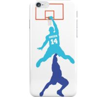 Danny Green Dunk iPhone Case/Skin