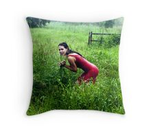 untitled #96 Throw Pillow