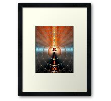 'From Gold; to Golden...' Framed Print