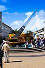 Plymouth Sundial: City Centre by DonDavisUK
