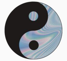 Holographic Yin Yang by cdanoff