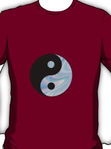Holographic Yin Yang T-Shirt