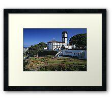 Ribeira Grande, Azores Framed Print