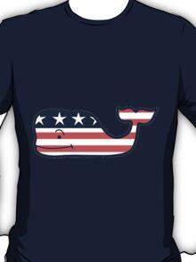 Vineyard Vines American Whale T-Shirt