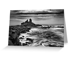 Storm At Eagles Nest Greeting Card