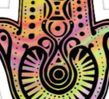 Colorful Hamsa Sticker