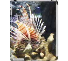 Lion Fish iPad Case/Skin