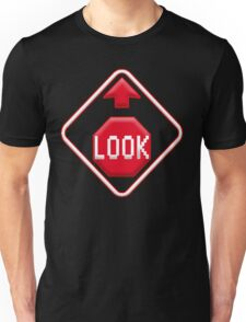 Stop and Look Up Unisex T-Shirt