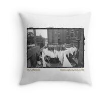 Blowing in the Wind (Amazing Archives) Throw Pillow
