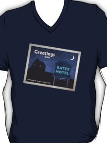 Greetings from Bates Motel! T-Shirt
