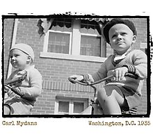 I Want to Ride My Tricycle (Amazing Archives) Photographic Print