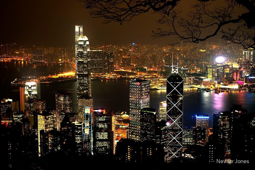 Hong Kong II by Neville Jones