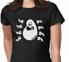 The Egg Womens Fitted T-Shirt