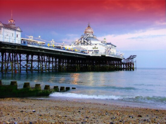 The Pier, Eastbourne  by Colin  Williams Photography