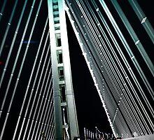 The New Bay Bridge by savapavo