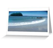 Mt Maunganui Greeting Card