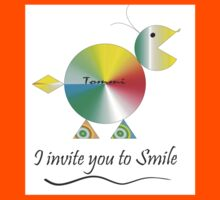 Tommi Invites you to Smile Kids Tee