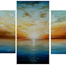 Sunrise over the Bay by Cherie Roe Dirksen
