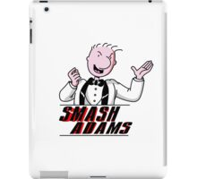 Smash Adams iPad Case/Skin