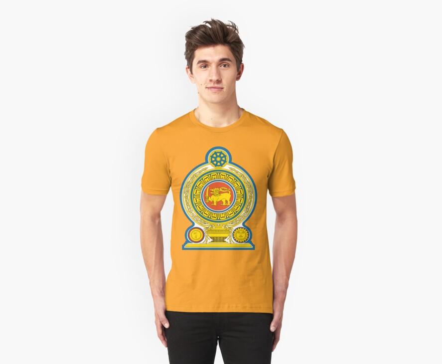 Coat of arms - Sri Lanka.png by Charlie brownsky