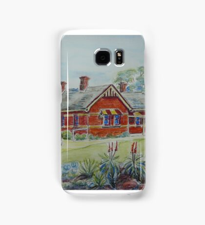 Truganina Explosives Reserve Keepers Quarters 1 Samsung Galaxy Case/Skin