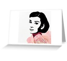 Elegance That Never Fades Greeting Card