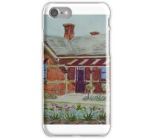 Truganina Explosives Reserve Keepers Quarters 2 iPhone Case/Skin